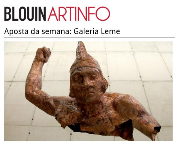 Aposta da semana: Galeria Leme apresenta o artista José Carlos