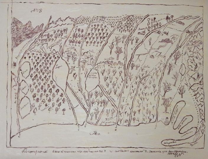 Mapas página 46, de la serie Según el Archivo General de Indias, 2012