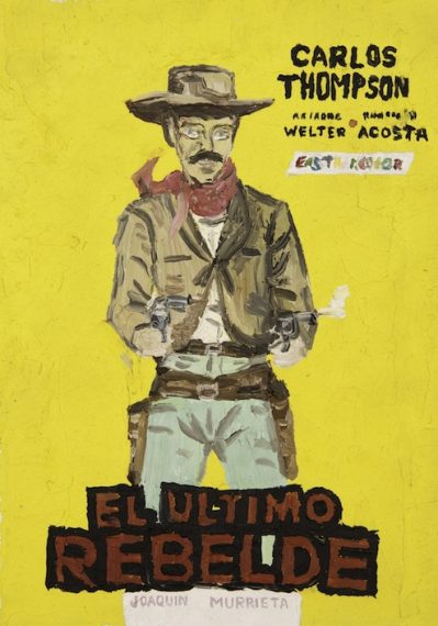 El ultimo rebelde, 2014