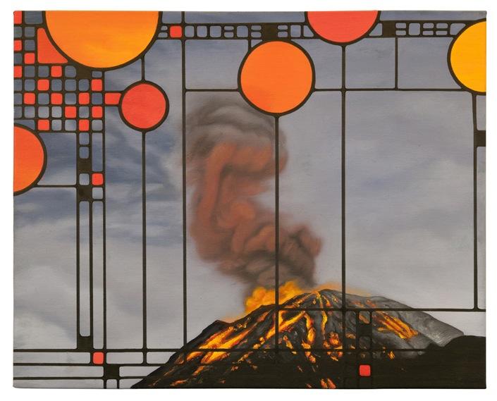 Frank Lloyd para o Etna, 2013