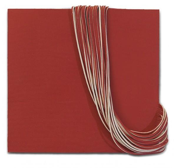 Espaço-laço, série vermelho n.3, 2011