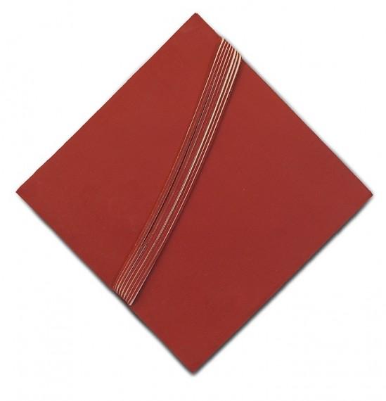 Espaço-laço, série vermelho n.4, 2011