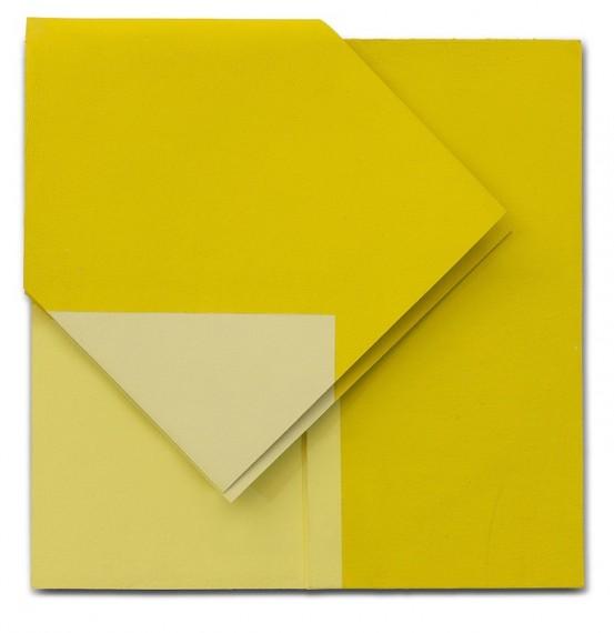 Relevo (amarelo) , 2009