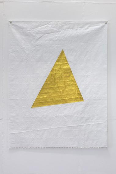 Experiência concreta #7 (triângulo atlântico), 2019