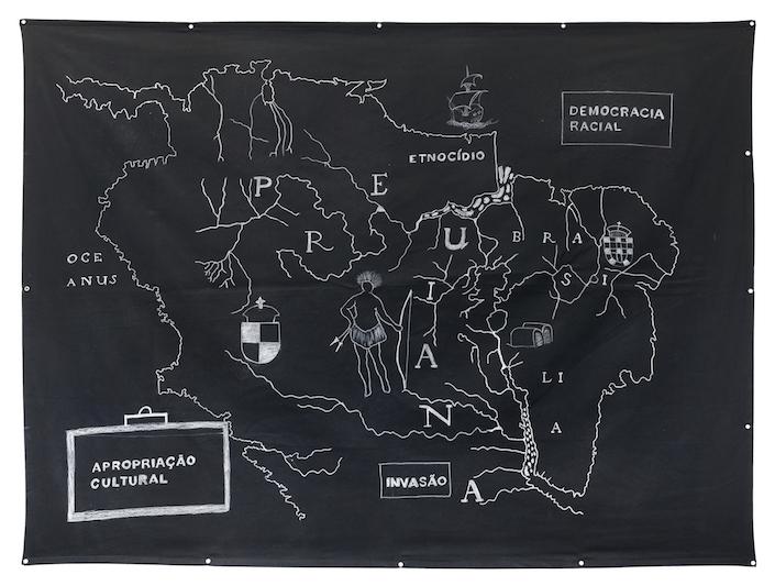 Meridionalis Americae: invasão, etnocídio, democracia racial e apropriação cultural, 2106
