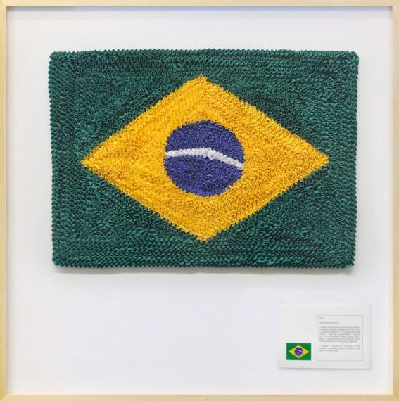 National Flag #7, 2016
