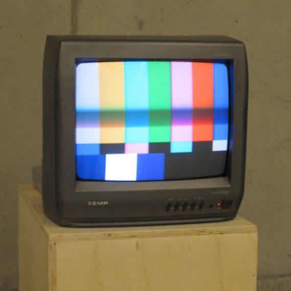 barras e tons: o corpo do vídeo, 2005