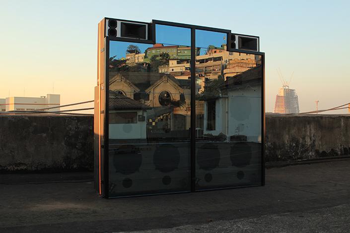Odebrecht soundsystem, 2016