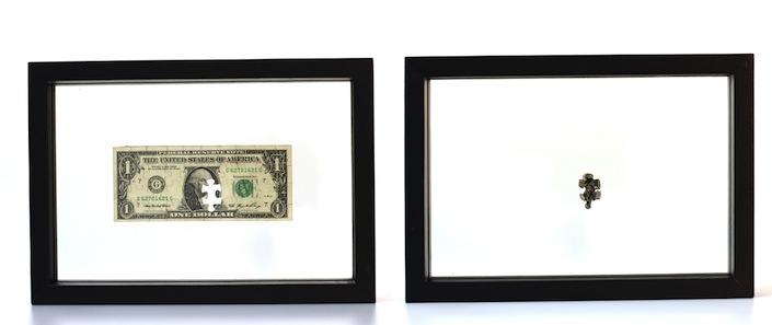 1 Dólar Furado, 2005
