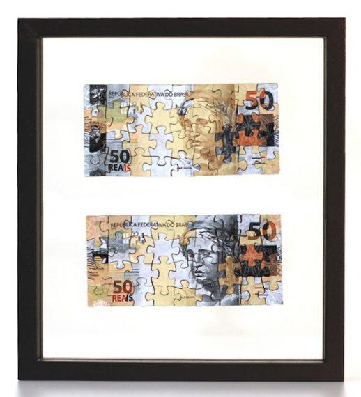 Readequadas à circulação R$ 50,00, 2012