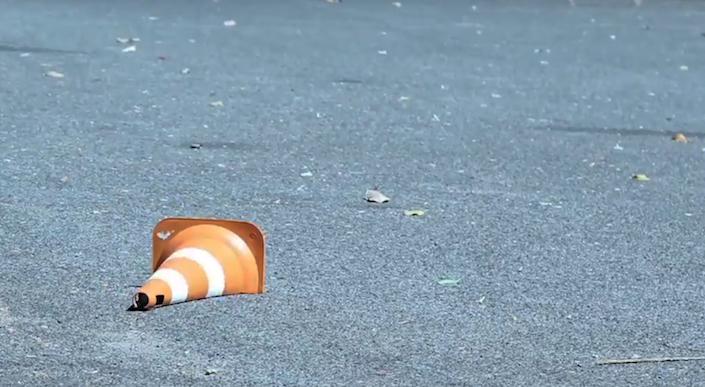 Cone, da série Devivo, 2015