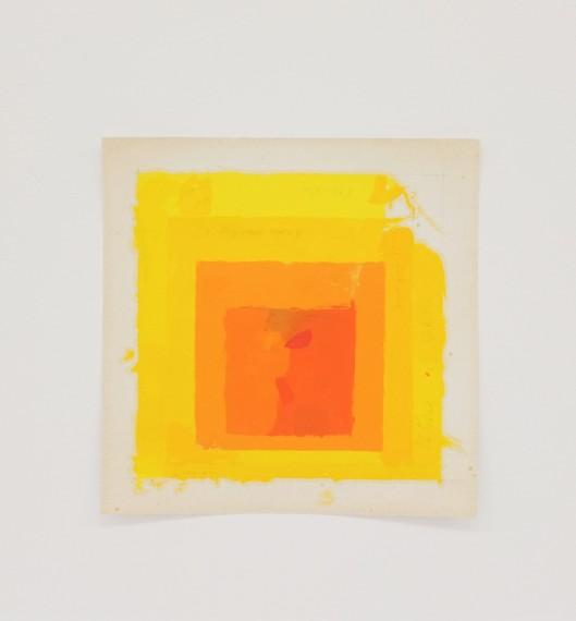 Homenagem (teste de cores J. Albers) I, 2016