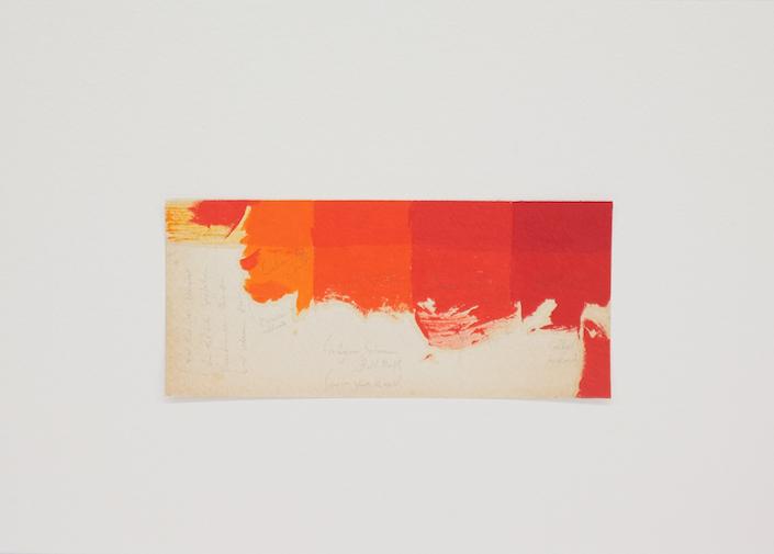 Homenagem (teste de cores J. Albers) V, 2016