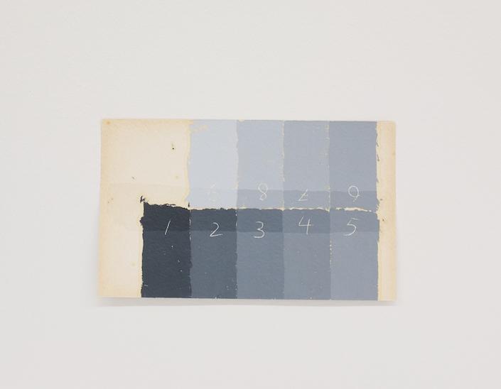 Homenagem (teste de cores J. Albers) VI, 2016