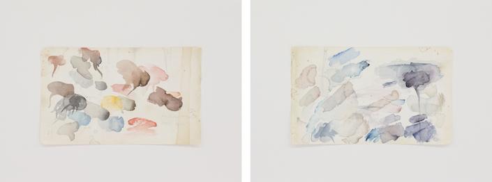 Homenagem (teste de cores W. Turner) II, 2016