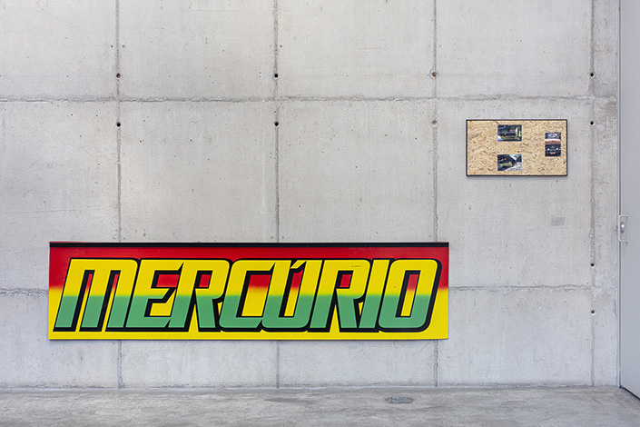 Seiva [Mercúrio], 2020