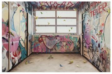 Closet (série Jacarezinho, 92), 2017