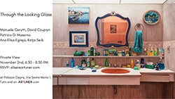 Private View of Through the Looking Glass