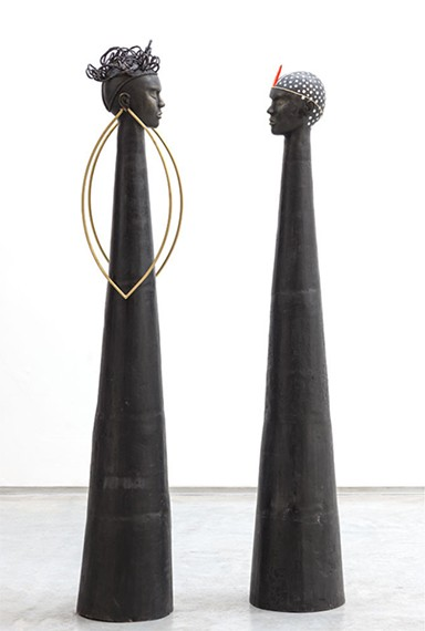 Série Yabás - Oxum e Yiaô, 2015
