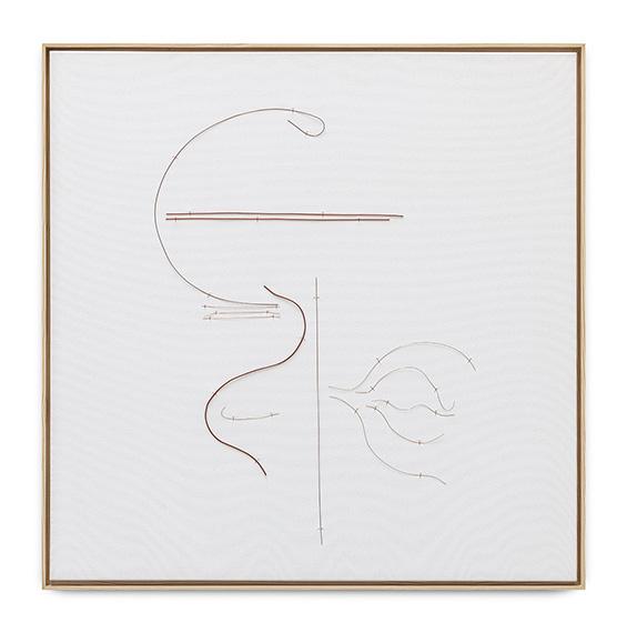 Notebook 4 - Canvas 2 (from the series como colocar ar nas palavras), 2020