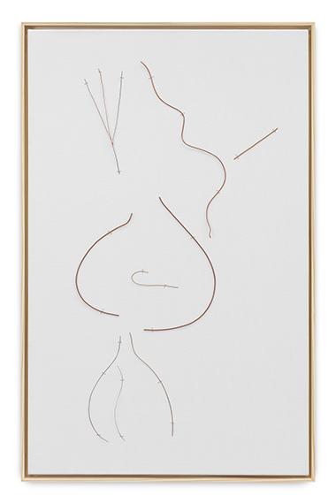 Notebook 2 - Canvas 3 (from the series Como colocar ar nas palavras), 2020