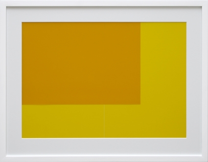 Transparency Yellow (TY03-B), 2009