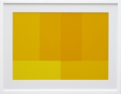 Transparency Yellow (TY04-B), 2009