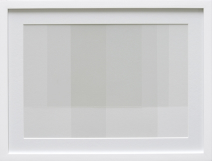 Transparency White (TW04-D), 2009