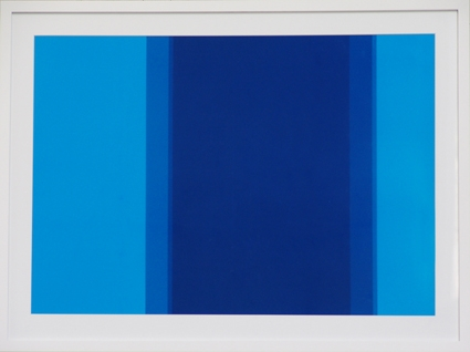 Transparency Blue (TBL01-A), 2010